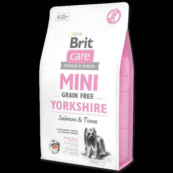 BRIT Care dog MINI Grain Free Yorkshire 2 kg
