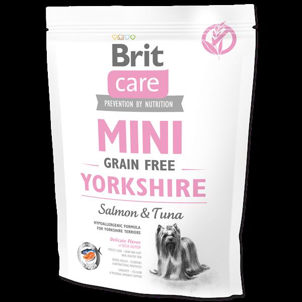 BRIT Care dog MINI Grain Free Yorkshire 400 g