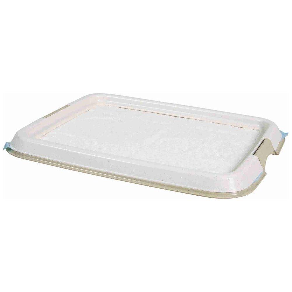 Trixie Plastové WC na podložky / pleny pre šteňatá 49x41cm