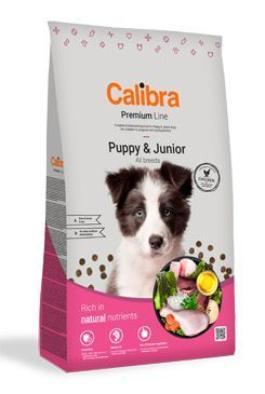 Calibra Premium Line Puppy & Junior 3kg NEW