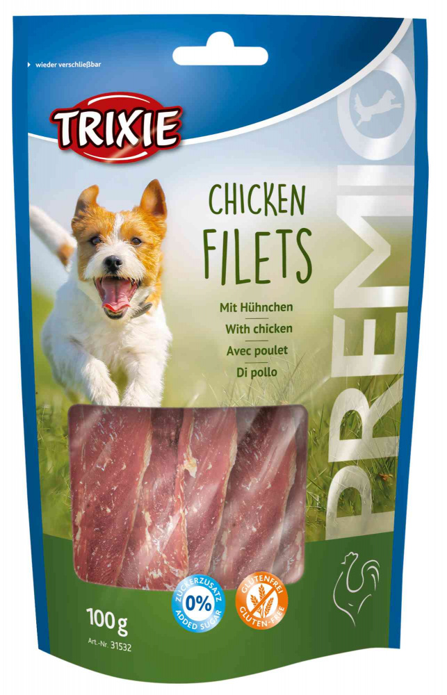 Trixie Premio Chicken Filets 100 g