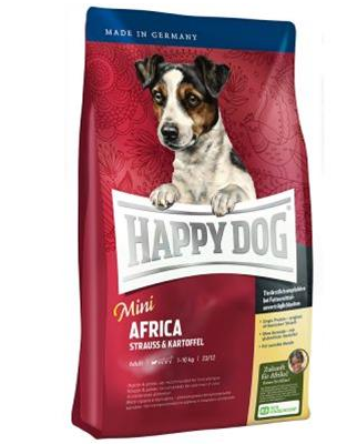Happy Dog Supreme Mini Africa 4 kg