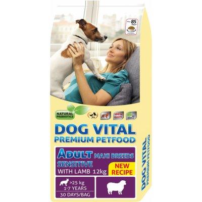 Dog Vital Maxi Adult with Lamb 12Kg
