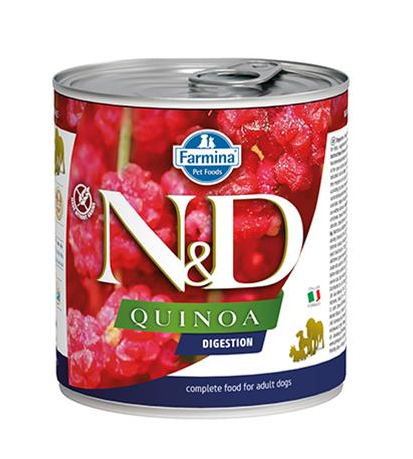 Farmina N&D dog QUINOA Digestion konzerva 140 g