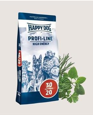 Happy Dog 30-20 HIGH ENERGY 20 kg