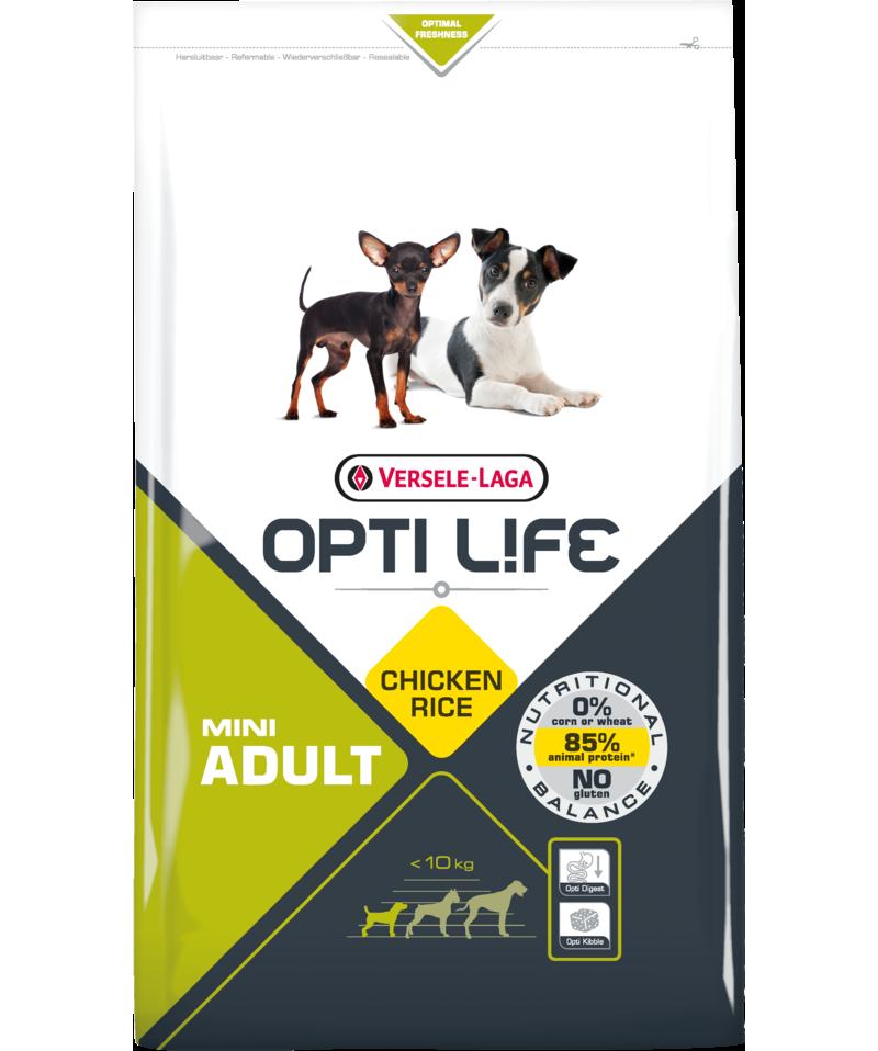 Versele Laga Opti Life Adult Mini 2,5kg