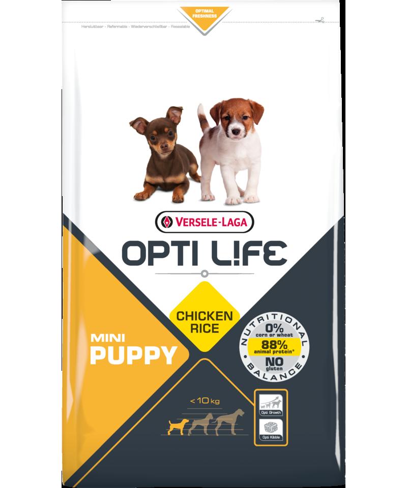 Versele Laga Opti Life Puppy Mini 2,5kg