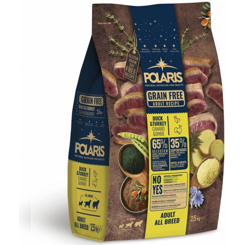 POLARIS GF Adult Duck & Turkey 2,5kg