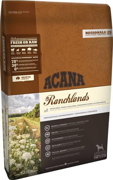 ACANA Regionals Ranchlands 6 kg