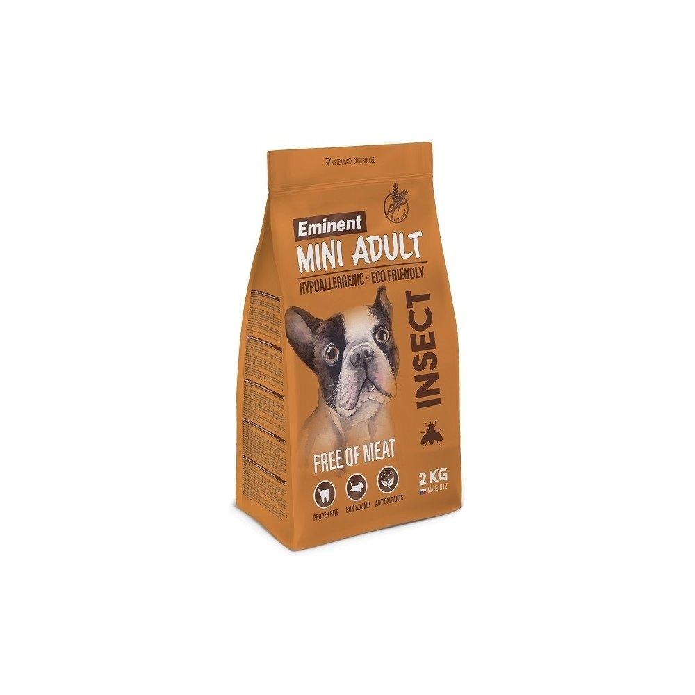 Eminent Dog Adult Mini Insect 2 kg
