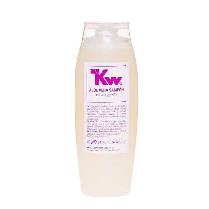 KW Šampón Aloe vera 250 ml