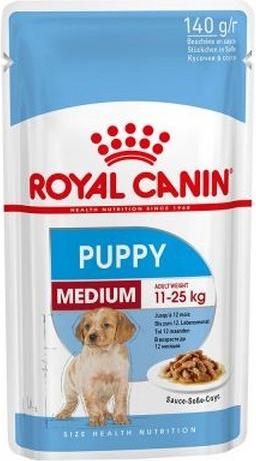 Royal Canin Medium Puppy 140 g