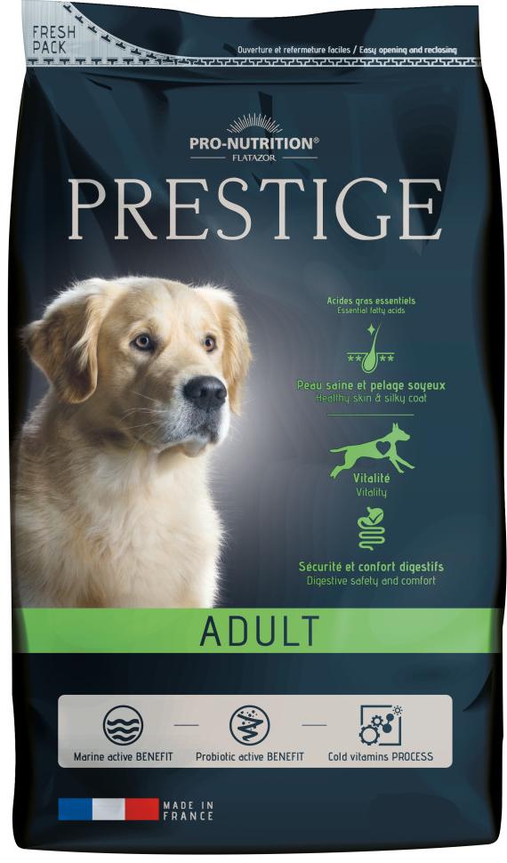 Flatazor Prestige Adult 15+3 Kg Gratis