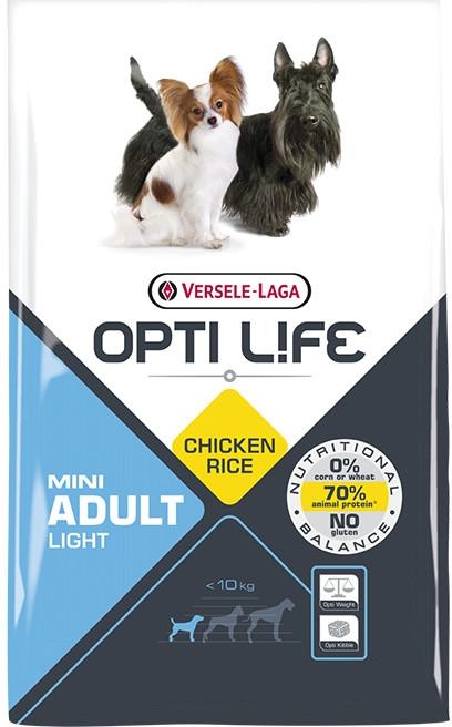 Versele Laga Opti Life Adult Light Mini 7,5 kg