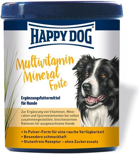 Happy Dog Multivitamin Mineral Forte 400g