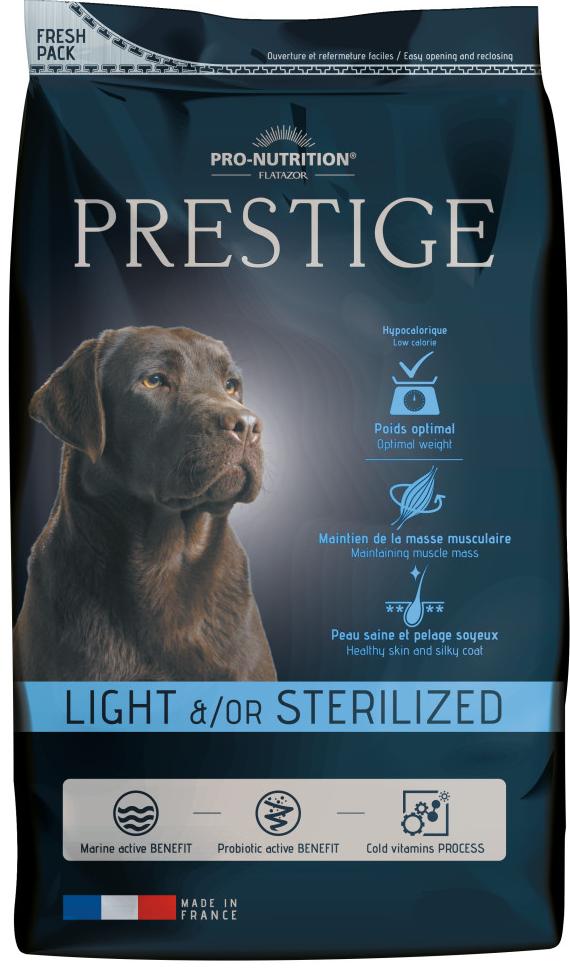 Flatazor Prestige Light & Sterilized 3Kg