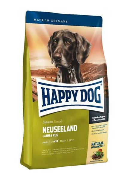 Happy Dog Supreme Sensible Neuseeland 4 kg