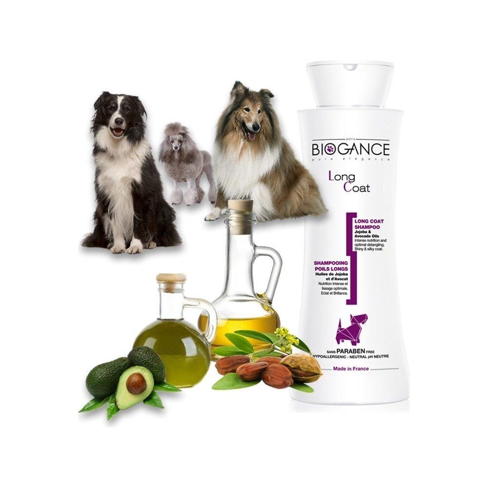 Biogance Long Coat shampoo 250 ml