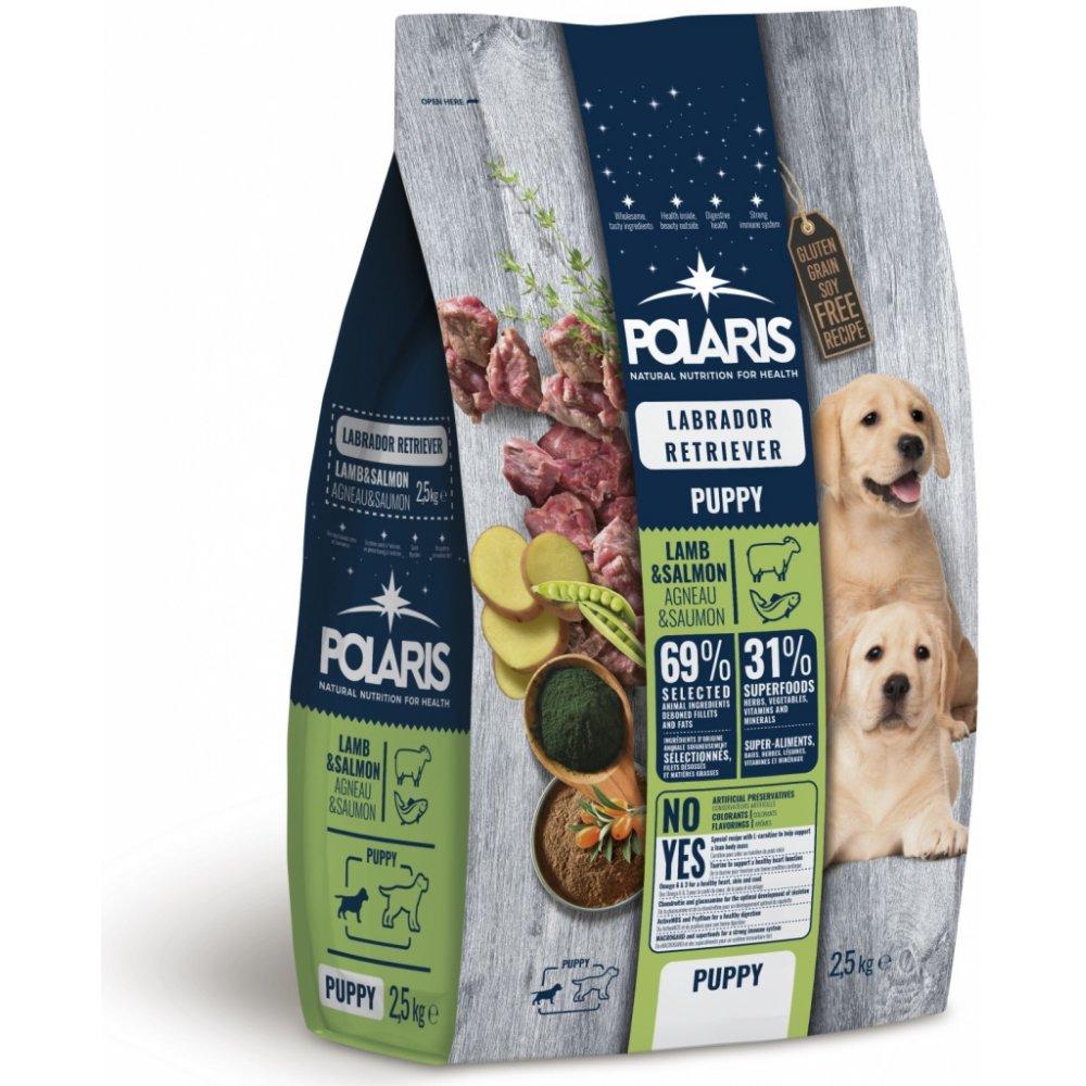 POLARIS dog Labrador Retriever Puppy Lamb&Salmon 2,5kg