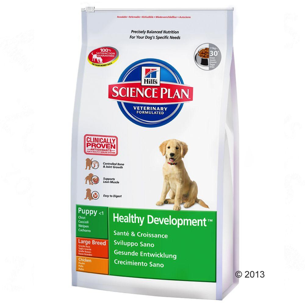 HILLS SP Ca Puppy Large Breed Chicken 11 kg