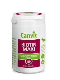 Canvit Biotin Maxi pre psy 500 g