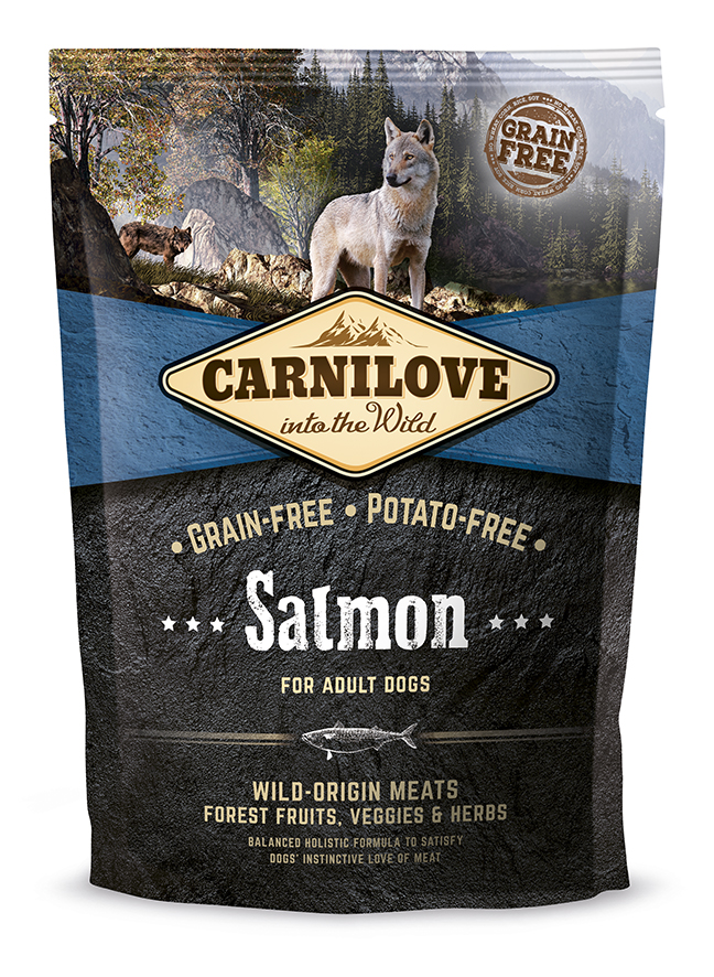 Carnilove Salmon for Adult 1,5kg