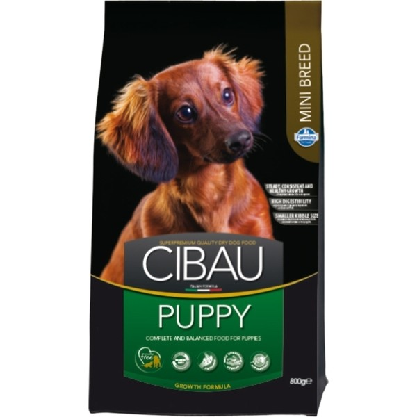 CIBAU dog puppy mini 0,8 kg