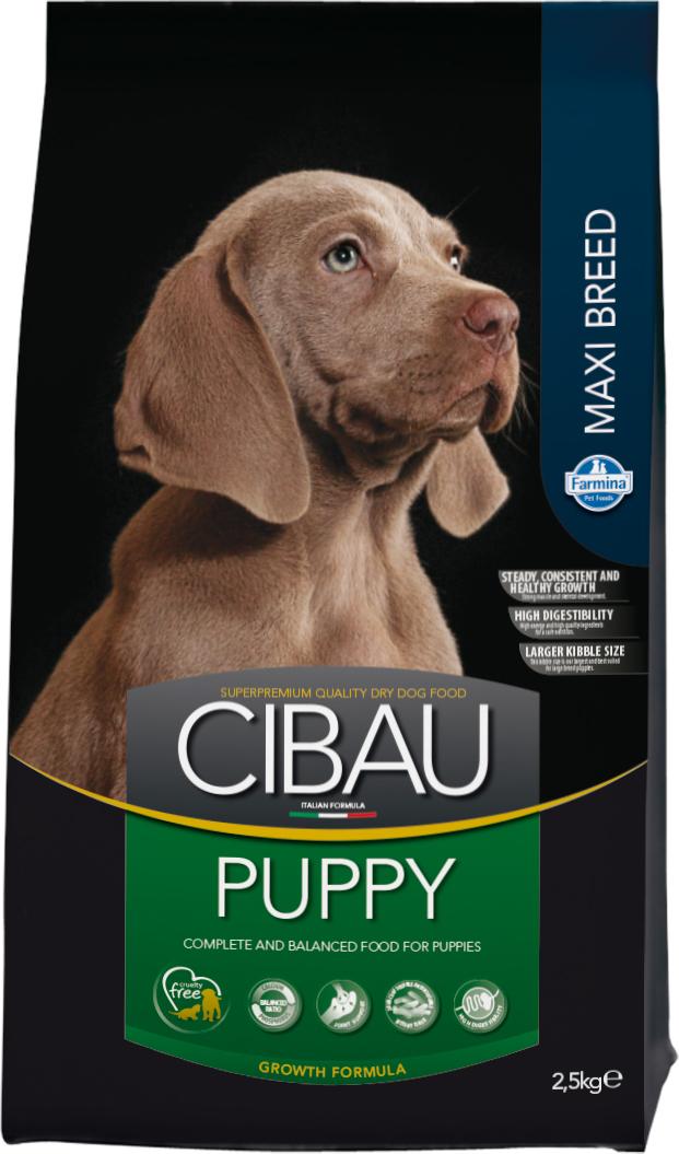 CIBAU dog puppy maxi 2,5 kg