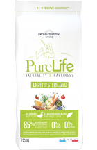 Flatazor Pure Life Light and Sterilized 12Kg