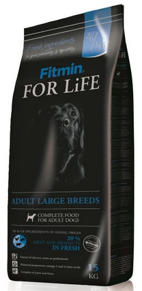 Fitmin Dog for Life Adult Large Breed 15 Kg