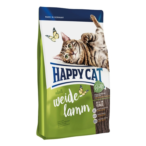 Happy Cat Indoor Adult Weide Lamm 1,4 kg