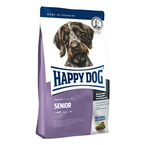 Happy Dog Fit & Well Senior 12,5 kg