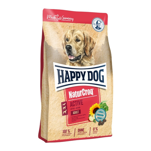Happy Dog Naturcroq Active 15 kg