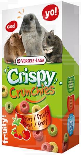 Pamlsok VL Crispy Crunchies Fruit- s ovocím 75 g