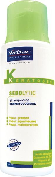 Sebolytic šampón 200 ml