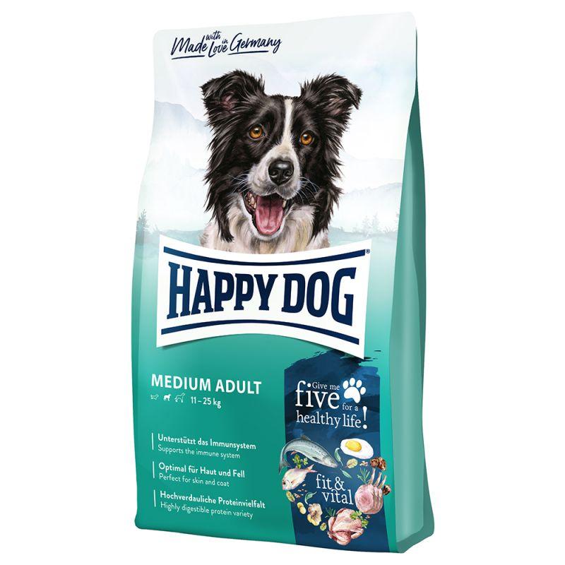 Happy Dog Supreme Fit&Vital Adult Medium 12kg