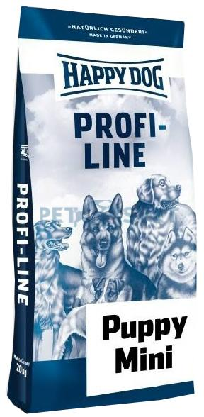 Happy Dog Profi Line Puppy Mini Lamm & Reis 20 kg
