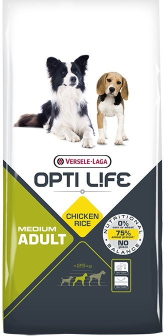 Versele Laga Opti Life Adult Medium 2,5 kg