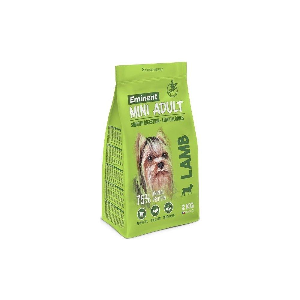 Eminent Dog Adult Mini Lamb 2 kg