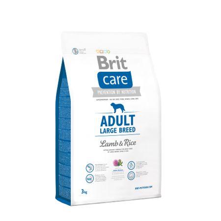 BRIT Care dog Adult Large Breed Lamb & Rice 3 kg