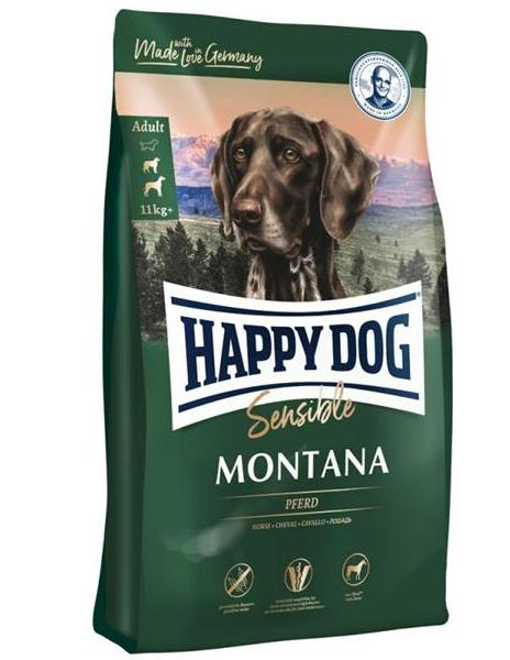 Happy Dog Supreme Sensible Montana 4 kg