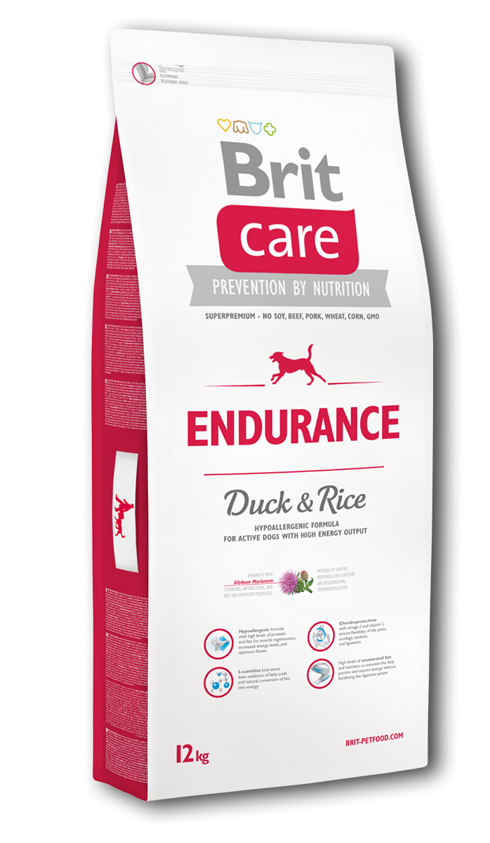 BRIT Care dog Endurance Duck & Rice 12 kg