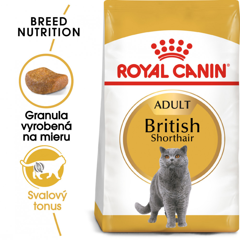 Royal Canin British Shorthair Adult 2kg