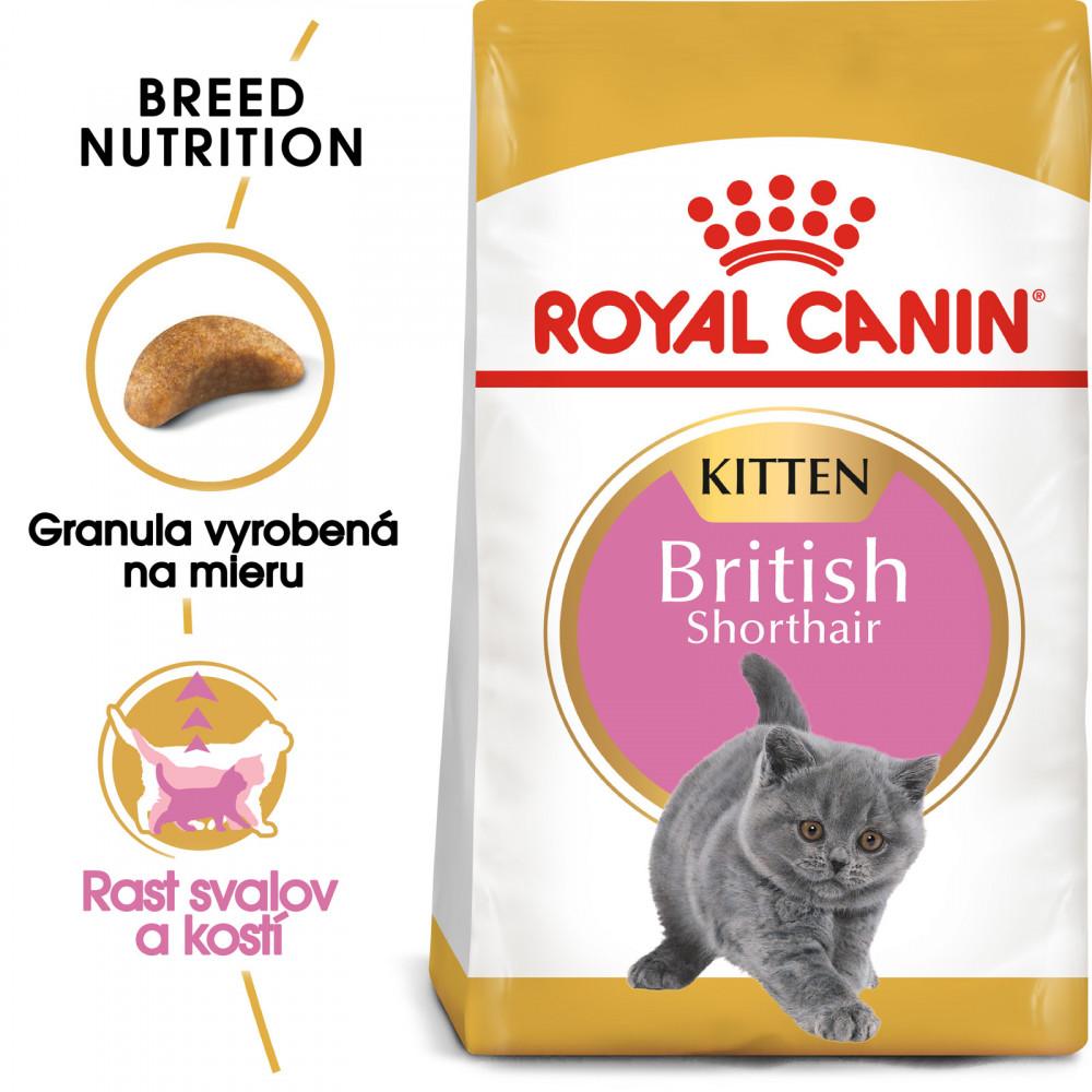 Royal Canin British Shorthair Kitten 2kg