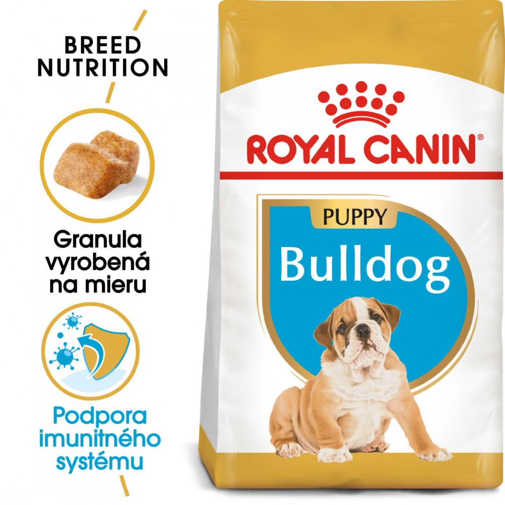 Royal Canin Bulldog Puppy - 3kg