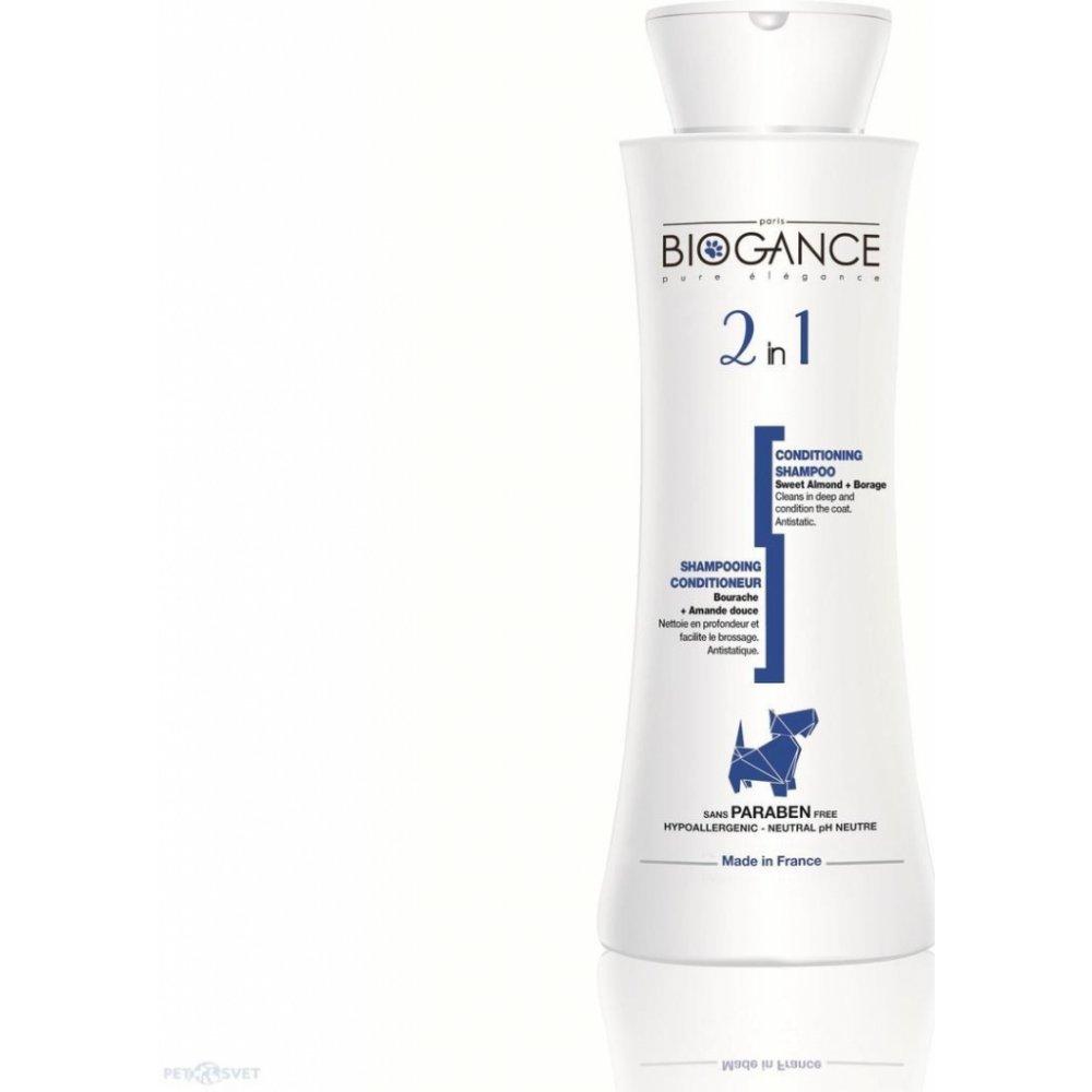 Šampón BIOGANCE 2 in1 250 ml