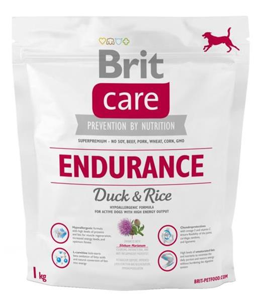 BRIT Care dog Endurance Duck & Rice 1 kg