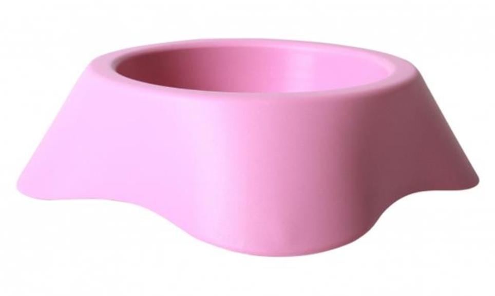 Miska DUVO+ Nuvola plastová 200 ml 16 x 4,5 cm - Ružová