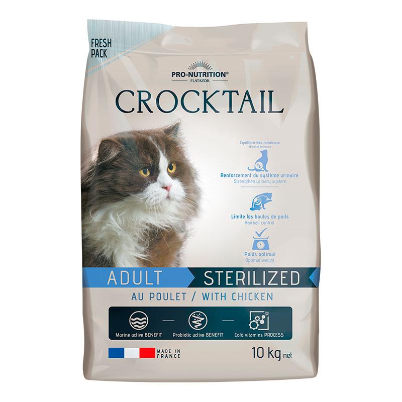 Flatazor Crocktail Steril Chicken 10Kg