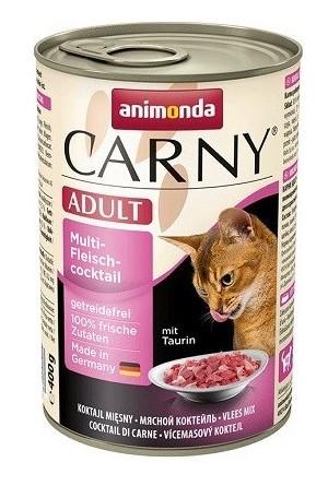Animonda CARNY® cat Adult multimäsový koktail 400 g konzerva